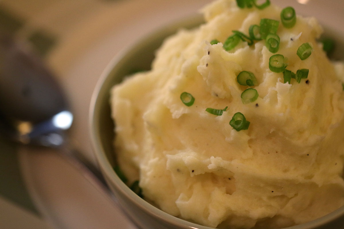 Creamy Whipped Potatoes