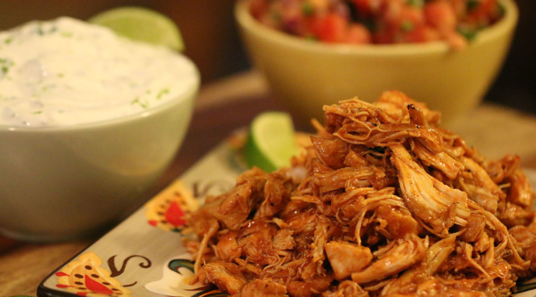 Stewed Mexicali Chicken