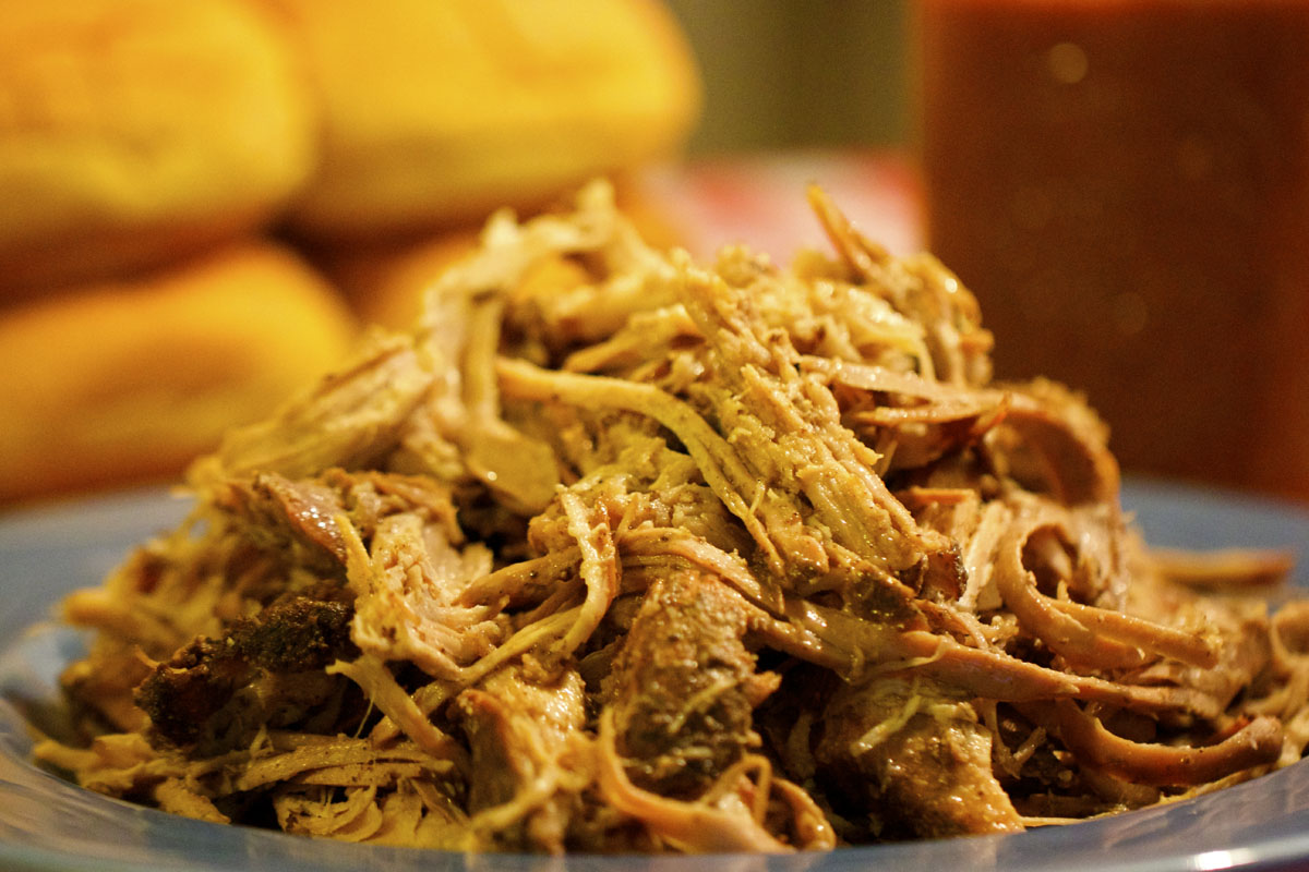 City Style Pulled Pork