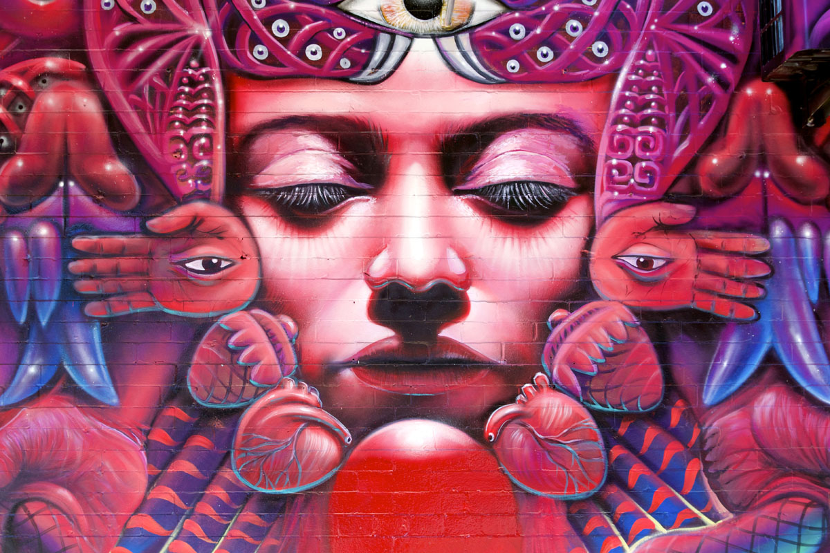 Murals of Bushwick