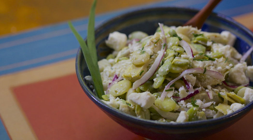 Butter Bean Salad