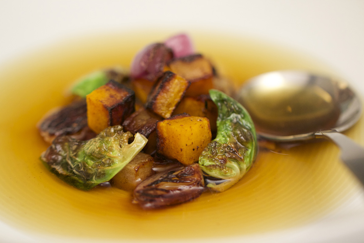 Autumn Consommé